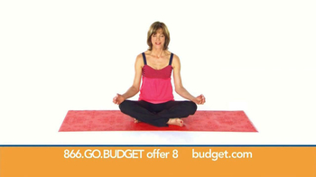 Budget Rent a Car TV Spot, 'Yoga Harmony' - Thumbnail 2
