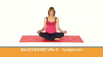 Budget Rent a Car TV Spot, 'Yoga Harmony' - Thumbnail 2