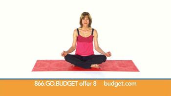 Budget Rent a Car TV Spot, 'Yoga Harmony' - Thumbnail 3