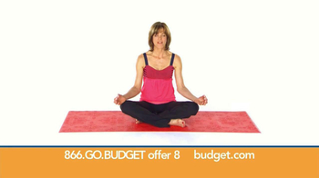 Budget Rent a Car TV Spot, 'Yoga Harmony' - Thumbnail 4