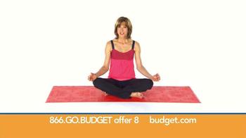 Budget Rent a Car TV Spot, 'Yoga Harmony' - Thumbnail 5