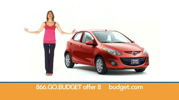 Budget Rent a Car TV Spot, 'Yoga Harmony' - Thumbnail 6
