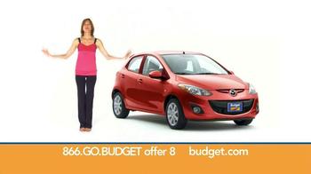 Budget Rent a Car TV Spot, 'Yoga Harmony' - Thumbnail 6