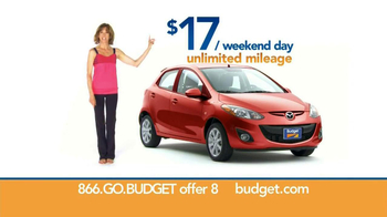 Budget Rent a Car TV Spot, 'Yoga Harmony' - Thumbnail 7