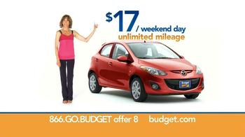 Budget Rent a Car TV Spot, 'Yoga Harmony' - Thumbnail 7