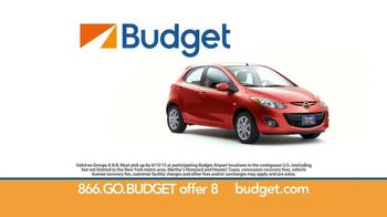 Budget Rent a Car TV Spot, 'Yoga Harmony' - Thumbnail 9