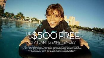 Atlantis TV Spot, 'Spring Savings'