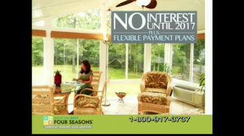 Four Seasons Sunrooms The Extraordinary Sale TV Spot - Thumbnail 9