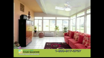 Four Seasons Sunrooms The Extraordinary Sale TV Spot - Thumbnail 1