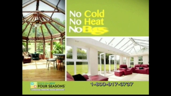 Four Seasons Sunrooms The Extraordinary Sale TV Spot - Thumbnail 4