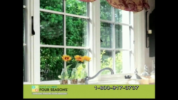 Four Seasons Sunrooms The Extraordinary Sale TV Spot - Thumbnail 6