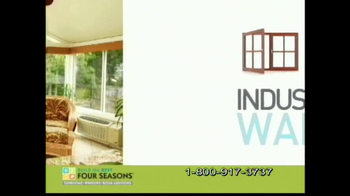 Four Seasons Sunrooms The Extraordinary Sale TV Spot - Thumbnail 8