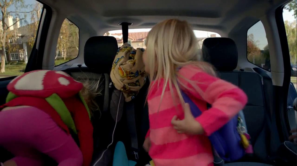 Subaru Forester Commercial Song >> Subaru Forester TV Commercial, 'Backseat Anthem' - iSpot.tv