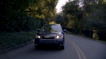 Subaru Forester TV Spot, 'Backseat Anthem' - Thumbnail 1