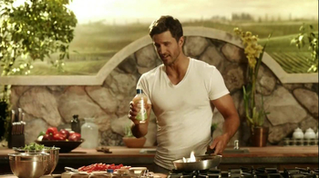 Kraft Zesty Italian Anything Dressing TV Spot, 'Burning Shirt'