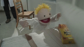 Wheat Thins TV Spot, 'Puppet' - Thumbnail 7