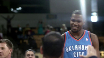 BBVA Compass TV Spot, 'Real Fans' Featuring Kevin Durant