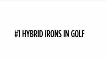 Adams Golf Super S TV Spot, '#1 Hybrid Irons' - Thumbnail 1