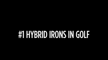 Adams Golf Super S TV Spot, '#1 Hybrid Irons' - Thumbnail 9