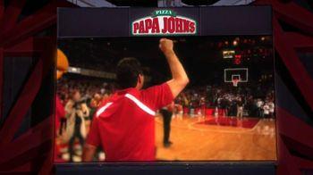Papa John's TV Spot, 'Half-Court Shot' - 703 commercial airings