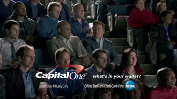 Capital One Venture TV Spot, 'Bocce Ball' Ft. Alec Baldwin, Charles Barkley - Thumbnail 10