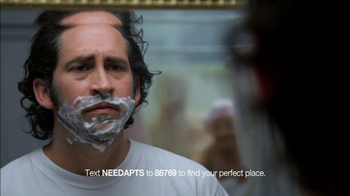 Apartments.com TV Spot, 'Parents Singing in the Shower'