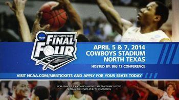 NCAA 2014 North Texas Final Four TV Spot, 'Cowboys Stadium'