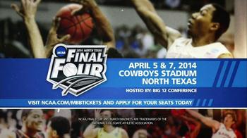 NCAA 2014 North Texas Final Four TV Spot, 'Cowboys Stadium' - Thumbnail 10
