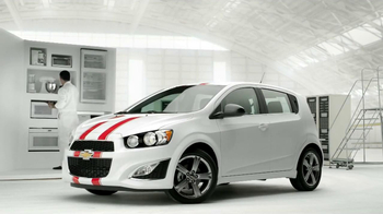 Chevrolet Sonic with Siri TV Spot, 'Buttons'