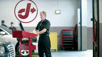 Jiffy Lube TV Spot, 'Ridiculous Slam Dunks' - Thumbnail 1