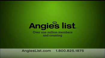 Angie's List TV Spot, 'Why Join?' - Thumbnail 8