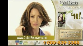 Michel Mercier Color Recover TV Spot, 'Routine' - Thumbnail 10