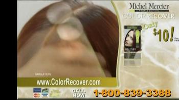 Michel Mercier Color Recover TV Spot, 'Routine' - Thumbnail 9