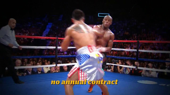 AT&T Go Phone TV Spot, 'Mayweather vs. Guerrero ' - Thumbnail 10