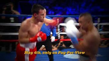 AT&T Go Phone TV Spot, 'Mayweather vs. Guerrero ' - Thumbnail 3