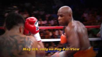 AT&T Go Phone TV Spot, 'Mayweather vs. Guerrero ' - Thumbnail 6