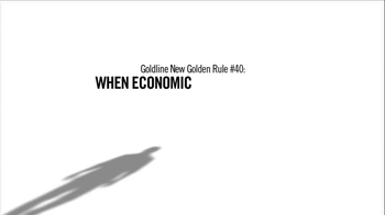 Goldline International TV Spot, 'Economic Probelms' - Thumbnail 1