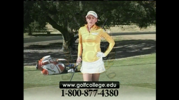 Professional Golfers Career College TV Spot, 'Exciting Golf Career' - Thumbnail 6