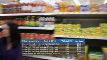 Walmart Low Price Guarantee TV Spot, 'Tiffany2' - Thumbnail 3