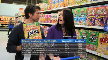 Walmart Low Price Guarantee TV Spot, 'Tiffany2' - Thumbnail 8