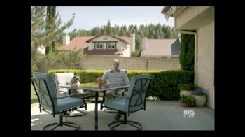 Big Lots TV Spot, 'Raccoon Inside a Grill' - 285 commercial airings