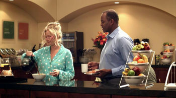 Choice Hotels TV Spot, 'Breakfast Buffet' - Thumbnail 5