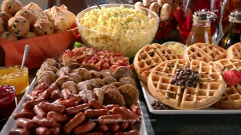 Choice Hotels TV Spot, 'Breakfast Buffet' - Thumbnail 6