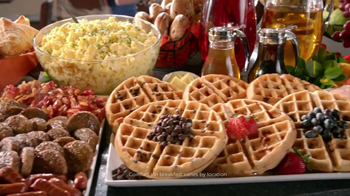 Choice Hotels TV Spot, 'Breakfast Buffet' - Thumbnail 7