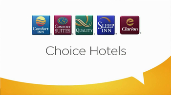 Choice Hotels TV Spot, 'Breakfast Buffet' - Thumbnail 8