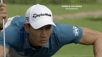 State Street Global Advisors TV Spot, 'Golfing' Featuring Camilo Villegas