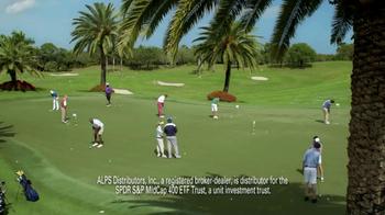 State Street Global Advisors TV Spot, 'Golfing' Featuring Camilo Villegas - Thumbnail 8