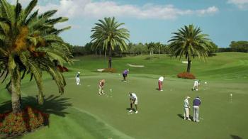 State Street Global Advisors TV Spot, 'Golfing' Featuring Camilo Villegas - Thumbnail 1