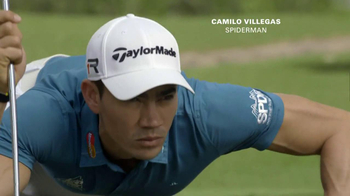 State Street Global Advisors TV Spot, 'Golfing' Featuring Camilo Villegas