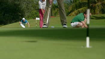 State Street Global Advisors TV Spot, 'Golfing' Featuring Camilo Villegas - Thumbnail 3